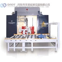 Industrial X-ray Tyre Inspection Radiography System