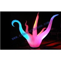 Inflatable Decoration products/lighting decoration star/LED advertising inflatables (Cone-112)