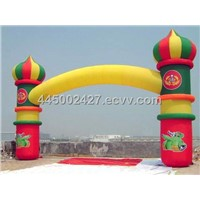 Inflatable arches/inflatable archway/Promotion product Inflatable entrance arch(Arc-95)