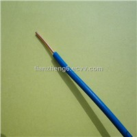 Insulated electric core cable wire