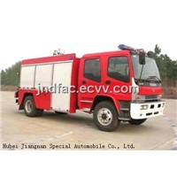 Isuzu 4*2 Fire Fighting Equipment