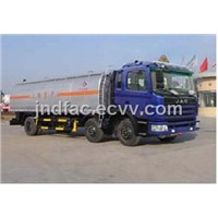 JAC 6x2 Oil Transport Tank Truck 21CBM
