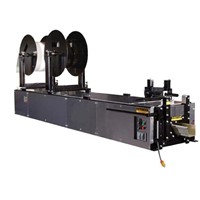 K Type Gutter Forming Machine