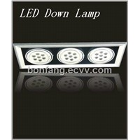 LED Lamp - LED Down Lamp (BLC-S1013-21WW)