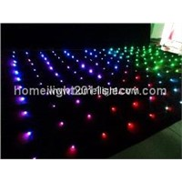 LED RGB Star curtain