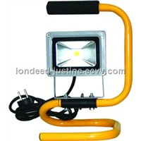 LED floodlight IP65 high light efficacy out door use