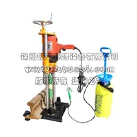 LQ-45 Concrete Sleeper Bolt Drilling and Taking Machine
