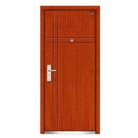Steel Wooden Armored Door LT-102