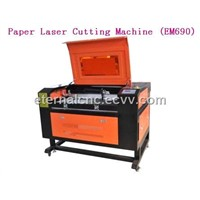Laser Paper Cutting Machine / Laser paper Cutter (EM690)