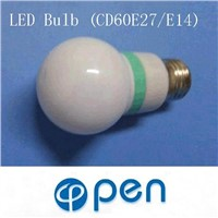 Led Bulb Lamp (CD60E27/E14)