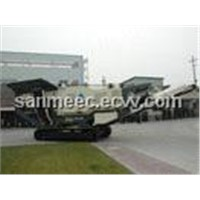 Asia MP Series Portable Crawler Crushing Plant/Screening Plant