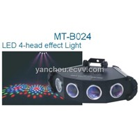 MT-B025 LED Four Head Laser Light