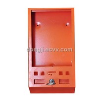 Metal enclosure/housing (DE002) - sheet metal fabrication