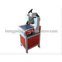 Mini Metal Engraving Machine/CNC Router