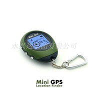 Mini Personal GPS tracker with navigation function