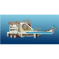 Mobile Crushing Plant/Mobile Crusher Plant/Mobile Crusher Manufacturer