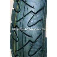 Motorcycle Tyre 3.00-10/3.50-10 Tubeless/3.00-8 TT