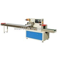 Multi-Function Automatic High-Speed Flow Wrapping Machine
