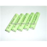 Ni-Mh AAA 600mAH Rechargeable Battery