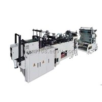 Nonwoven Zipper Bag Machine