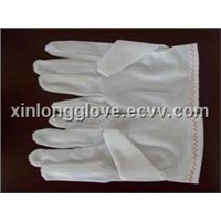 Nylon Tricot Glove for Cleanroom and Static Control