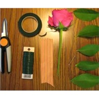 Offer Quality Paddle Floral Wire