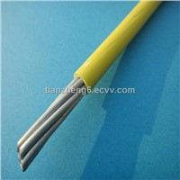Overhead PVC Insulation aluminum electrical cable