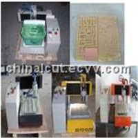 PCB drilling milling machine