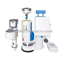 PP CE certification Smart Toilet inlet valve and drain valve