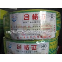 PVC Insulated Wire IEC60227 (Bicolour)