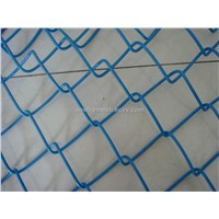PVC coated chain link fence with competitive price