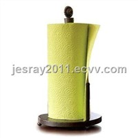 Paper Towel Holder Metal Craft Made of Iron and Zinc Alloy