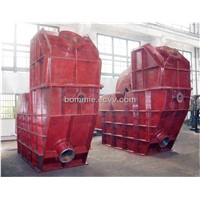 Pelton type hydraulic turbine