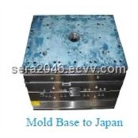 Plastic Mold Base to Japan