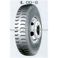 Pneumatic Forklift Tyre 4.00-8