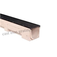 Polymer Concrete Drainage for traffic drain. EN1433. OEM.