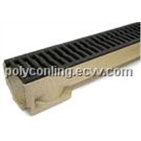 Polymer Resin Concrete Trench Drain