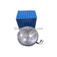 Popular round motorcycle head light BAJAJ