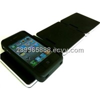 Portable Emergency Battery Power Pack Wireless Charger for iPhone 4
