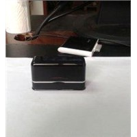 Portable external cell phone battery emergency charger  for cell phones iPod  iPhone iPad
