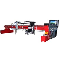 Portable nc flame cutting machine anu pull Depp le area desktop CNC plasma cutting machine, panama