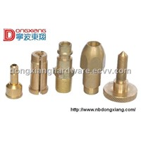 Precision copper part