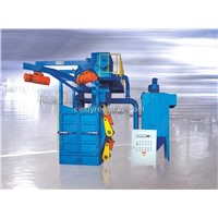 Q37 series shot blasting machine