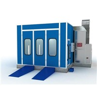 RS-260 spray booth,paint booth,car spray booth