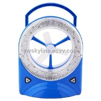 Rechargeable Multi-Purpose Fan,Flashlight Fan Light(JY-5560)