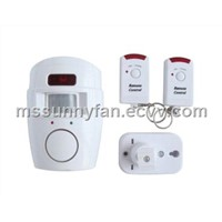 Wireless Remote Control PIR Alarm PA-AXO
