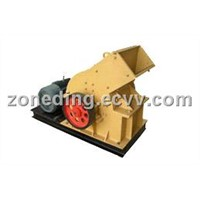 Adjustable Discharging Size Hammer Crusher