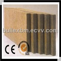 Rock wool insulation batts