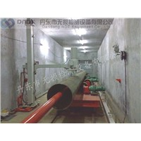 SAW Pipe Real-time Inspection System