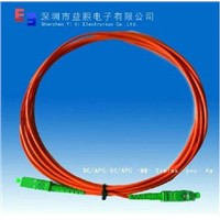 SC-SC MM SX Fiber optic patch cord